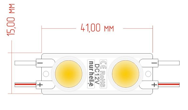 Светодиодные модули - купить светодиодный модуль в СПБ