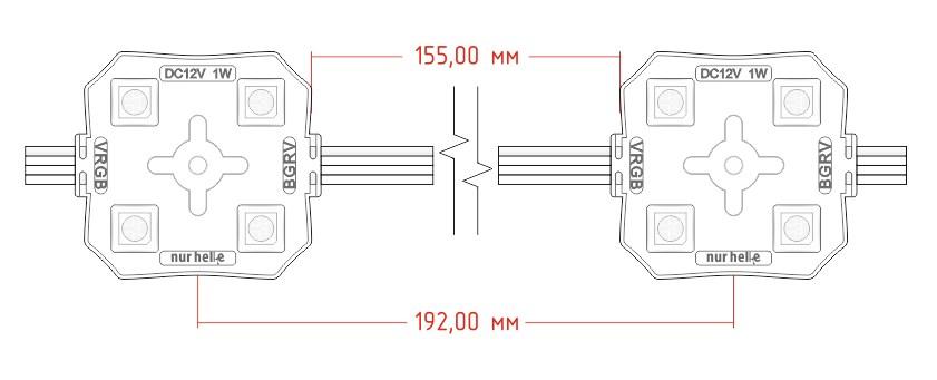 Уличный светодиодный экран p10 с шагом пикселя 10мм
